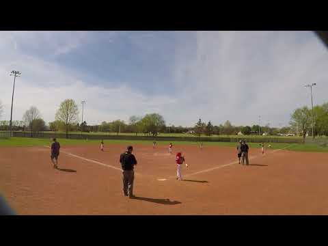 Tennessee Owlz vs Line Drive 8U AA (4-21-18)