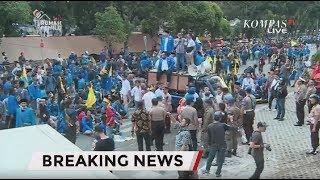 BREAKING NEWS - Situasi Terkini Depan Kantor KPK, Demo Dukung Revisi UU KPK