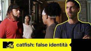 Finds out she cheated on her ex online ... with her ex! | Catfish False Identity