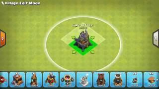 Самая лучшая база для кубков 11 тх - Clash of Clans