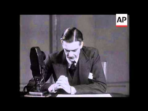 Speech: Anthony Eden