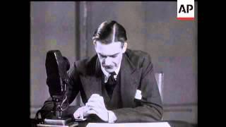 Speech: Anthony Eden