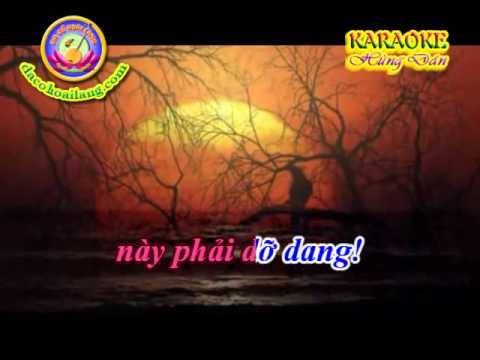 Karaoke Vong co - Tam su Han Mac Tu - HD