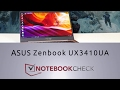 ASUS Zenbook UX3410UA review - Great subnotebook for 2017