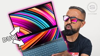 ASUS ZenBook Pro Duo Unboxing - The DUAL Screen Laptop