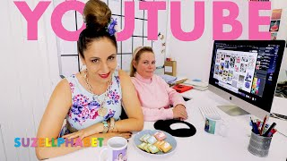 HOW TO MAKE A YOUTUBE VIDEO (Behind the scenes of a SuzelleDIY episode)