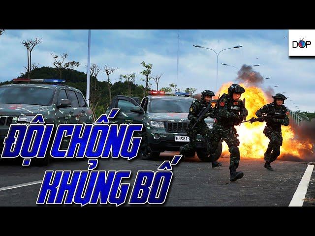 TRAILER ĐỘI CHỐNG KHỦNG BỐ | Phim Hành Động, Phim Hình Sự Trung Quốc