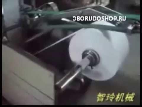 Производство прямоугольных салфеток/полотенец из нетканого материала