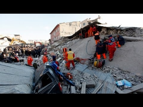 Turkey's deadly quake toll set to rise