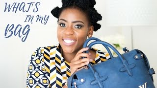 Tag | what's in my bag 2017 | miriam maulana | south african beauty blogger
