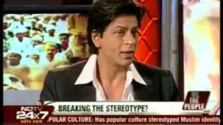 5.Dr. Zakir Naik, Shahrukh Khan, Soha Ali Khan on NDTV with Barkha Dutt