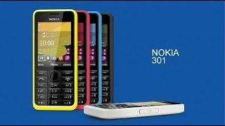 nokia 301 Unboxing and Review