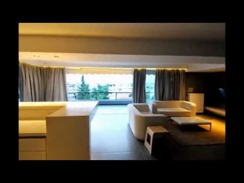 Introducing unique urban loft for rent, 75sqm in Glyfada / contemporary furnished