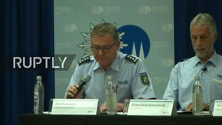 LIVE: Police holds press conference following hostage situation in Cologne