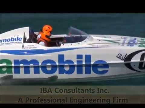 2015 Sarasota offshore boat race Victory, Driver Lee Baker, Lycamobile USA Offshore Racing Team