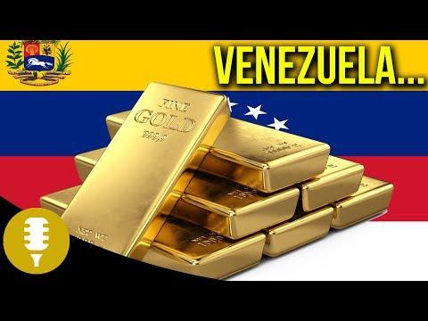 Venezuela Gold Conflict - Gold & Silver Breakout   Golden Rule Radio