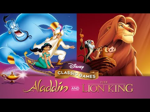 Finding God in Video Games - To Play or Not to Play? - Aladdin and the Lion King |
