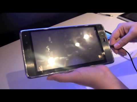 Huawei S7 Android Tablet Running Snapdragon