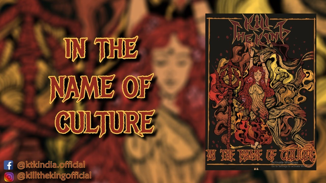 Download Kill The King- In The Name Of Culture (Official Lyric Video)