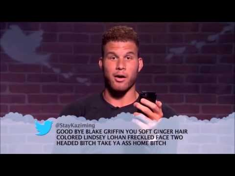 Thumbnail: NBA Players Reading Funny Mean Tweets