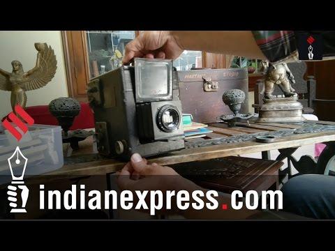 Meet Aditya Vij, Collector Of Disappearing Antiquities
