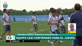 argentina vs croacia equipo casi confirmado