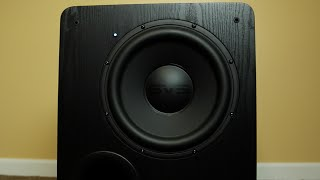 SVS PB2000 Subwoofer First look and test
