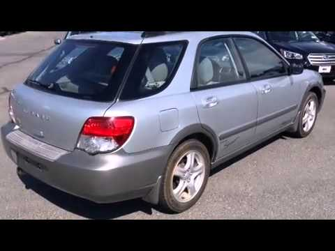 2004 subaru impreza outback sport base youtube. Black Bedroom Furniture Sets. Home Design Ideas