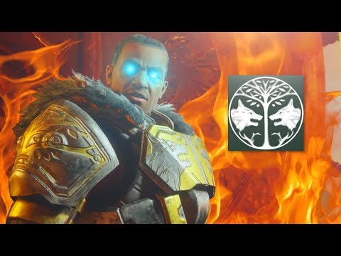 The Greatest Iron Banner Team Ever