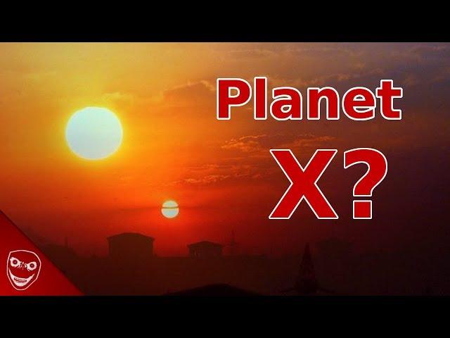 Sorgte eine zweite Sonne für die Schließung der Observatorien? Planet X