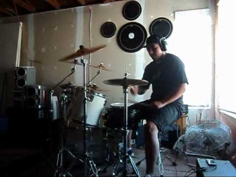 David - New Found Glory - Map Of Your Body - Drum Cover