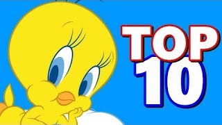 Must Watch !!!!!!!!!!!!! Top 10 Famous Cartoon Characters in The World 2017