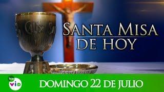 Santa misa de hoy domingo 22 de julio de 2018, Padre Leonardo Nicolás Martínez - Tele VID