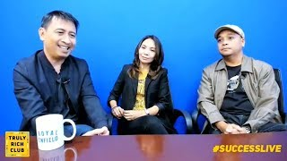 Bo Sanchez Interviews  Flerry and Jimmy on how they turned their passion into a business