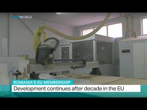 Romania's EU Membership: Development continues after decade in the EU