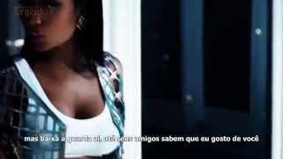 August Alsina ft. Nicki Minaj - No Love (Remix) [Legendado/Tradução] (Video Oficial)