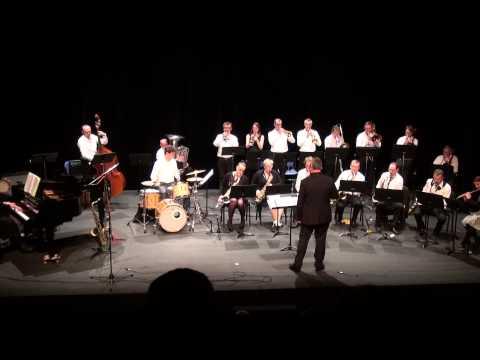 Bigband Academie - Boogie woogie bugle boy