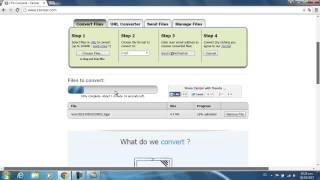 Convertir cualquier audio a MP3 online sin programas