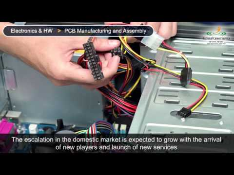 Electronics & Hardware - PCB Manufacturing and Assembly