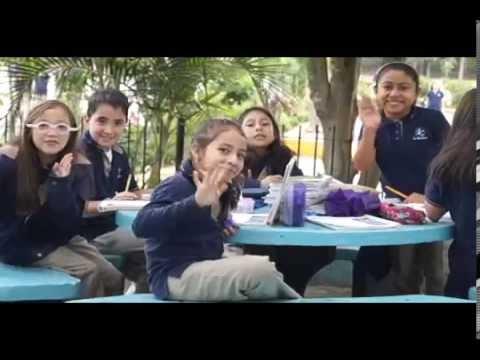 DIEGO GOMEZ el Peque Reportero en Colegio El Shaddai Z.14