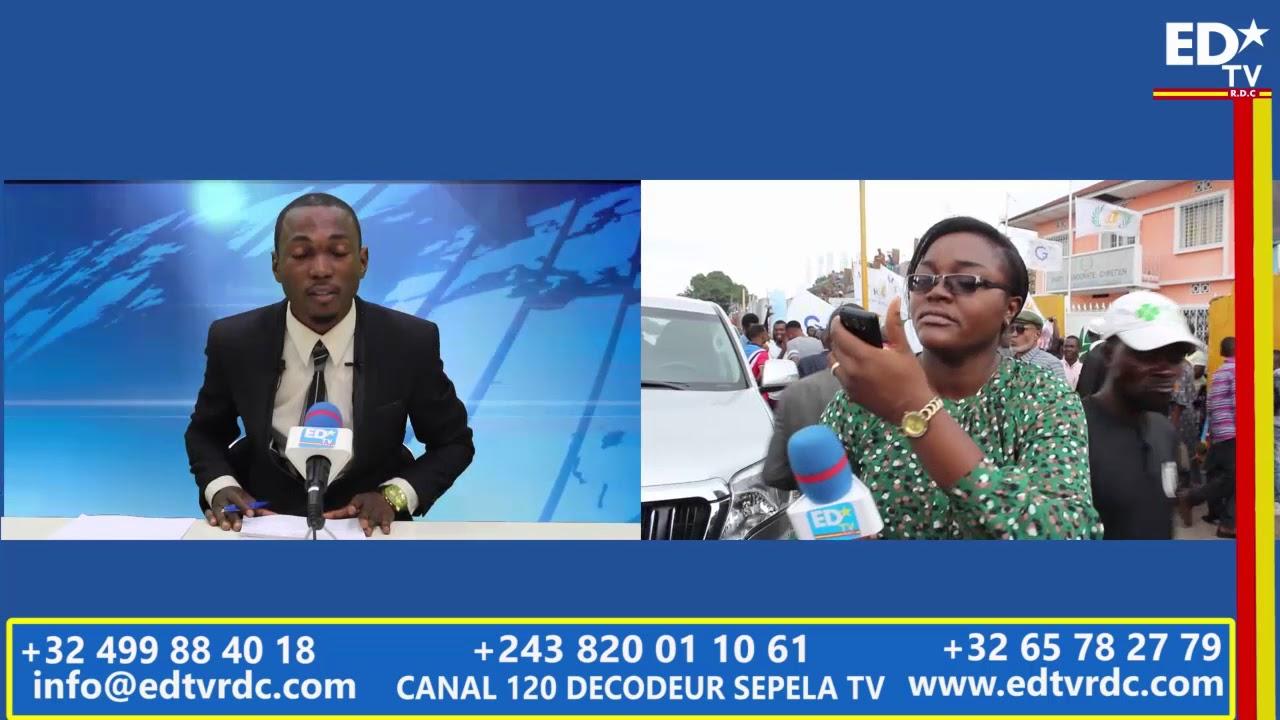 EDTV LE JOURNAL DU 11 DÉCEMBRE 2017: QUI SAUVERA LE CONGO?