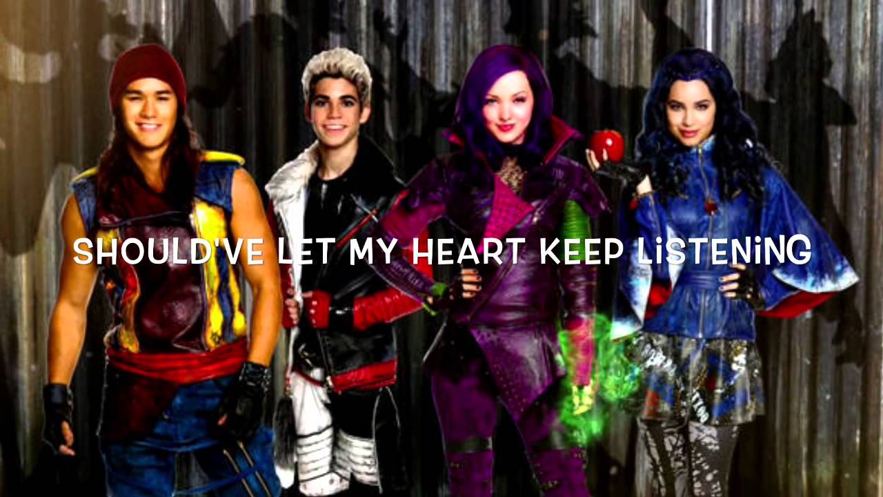 disney's descendants characters - 629×354