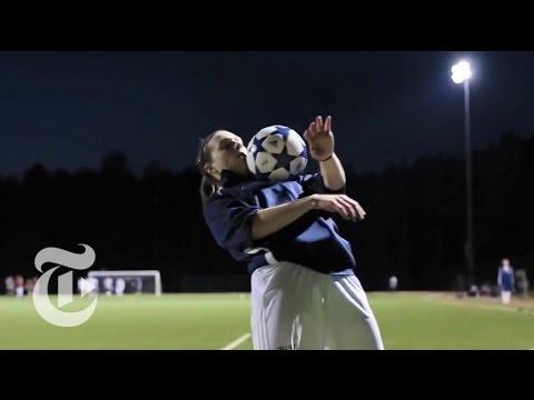Magazine: Soccer Sensation   The New York Times