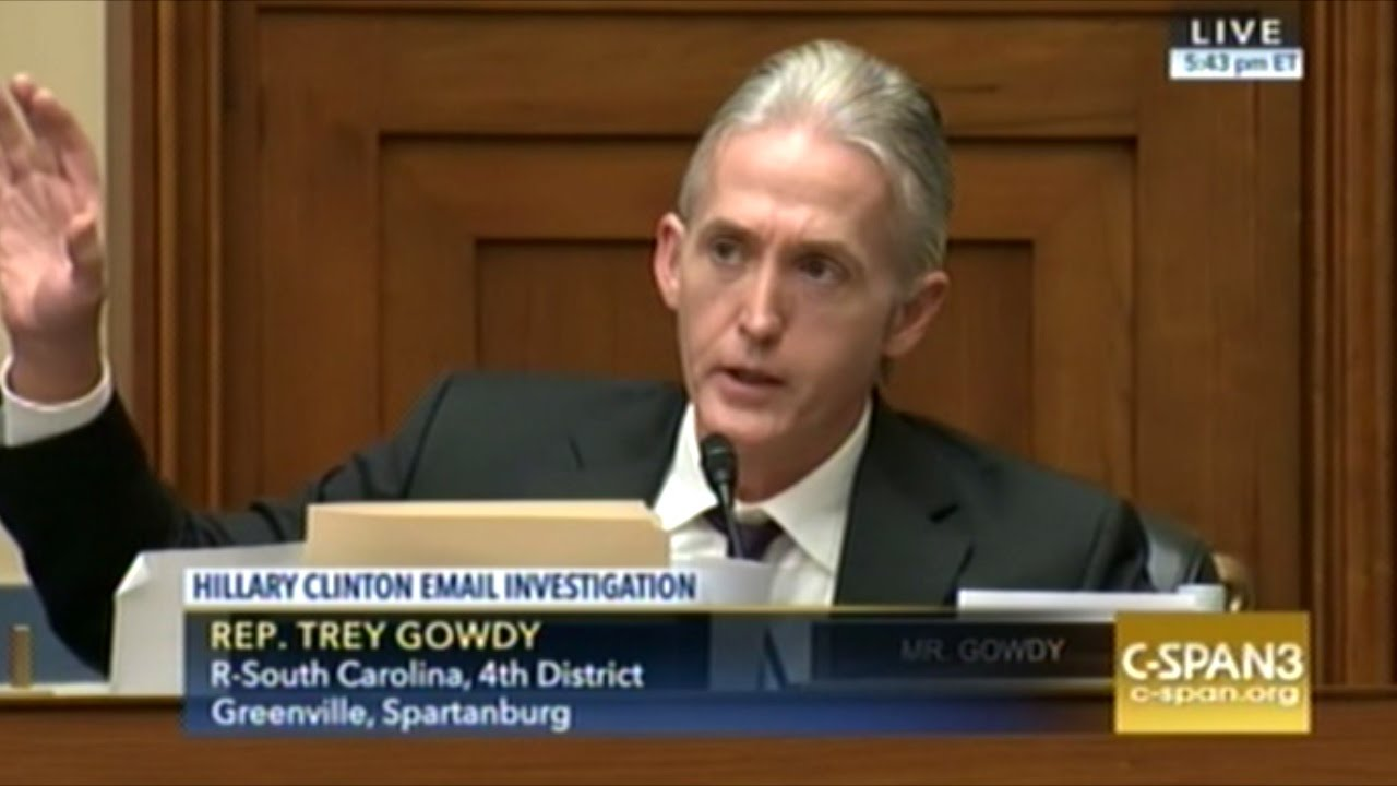 Congressional Hearing On FBI Investigation Of Hillary ...