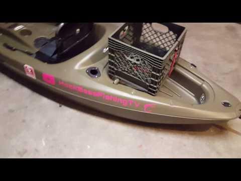 Sundolphin Journey 10ss Kayak