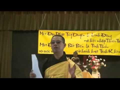 Thập Loại Chúng Sanh - Part 1 Thích Tâm Thiện - Hội Phật Học Đuốc Tuệ