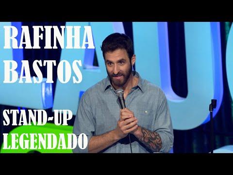 Rafinha Bastos - Brasileiro na América (Legendado)
