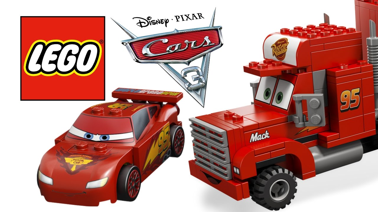 Lego Cars 3 Sets List