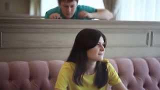 СВАДЕБНЫЙ КЛИП. Красивый подарок - песня от друзей молодоженам.