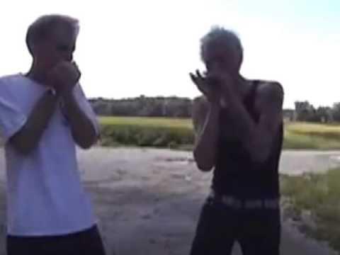 blues harp blowout! - Jason Ricci and Adam Gussow (2005)